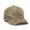Realtree Camo Cap - Velcro Closure - One Size Fits Most