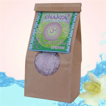 Mountain Body Products | 7th Crown Chakra Dead Sea Bath Salts