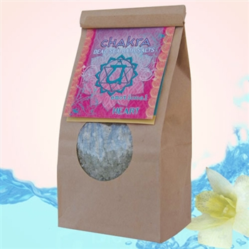 Mountain Body Products 4th Heart Chakra Dead Sea Bath Salts