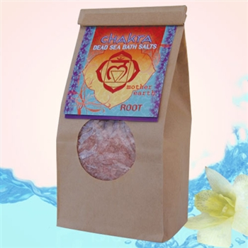 Mountain Body Products | 1st Root Chakra Dead Sea Bath Salts