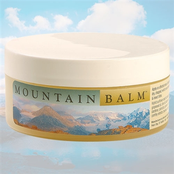 Mountain Body Products | Mountain Balm - 2.5 oz.