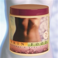Mountain Body Products Skin Food Massage & Body Cream