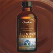 Mountain Body Products | Chocolate Blended Massage & Bath Oil - 4 oz.