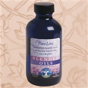 Mountain Body Products | Pure Love Blended Massage & Bath Oil - 4 oz.