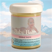 Mountain Body Products | Baby Balm Herbal Salve - 8 oz.