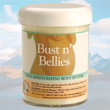 Mountain Body Products | Bust 'n' Bellies - 8 oz.