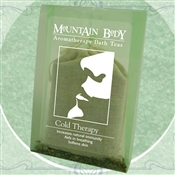 Mountain Body Products | Cold Therapy Aromatherapy Bath Tea