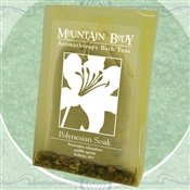 Mountain Body Products | Polynesian Aromatherapy Bath Tea