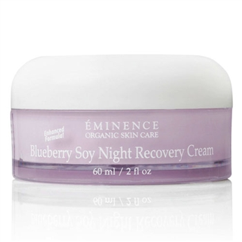 Blueberry Soy Night Recovery Cream | Eminence