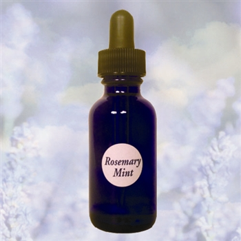 Mountain Body Products | Rosemary Mint Essential Oil - 1 oz.