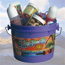 Mountain Body Products | Spa Go Go Tub