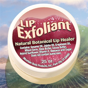 Mountain Body Products | Lip Exfoliant