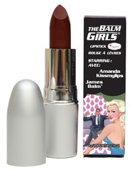 theBalm Girls- AMANDA KISSMYLIPS - theBalm Cosmetics