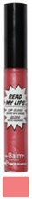 Read My Lips - ZAAP! - theBalm Cosmetics