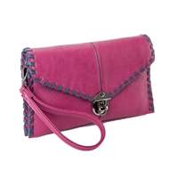 Sydney Love Laced Convertible Clutch Crossbody