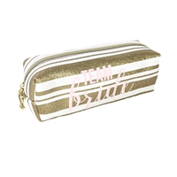 Team Bride Rectangular Zip Cosmetic Case