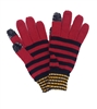 Vera Bradley Striped Knit Texting Gloves