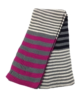 Vera Bradley Women's Striped Knit Scarf