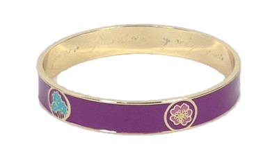 Vera Bradley Full Circle Bangle Bracelet