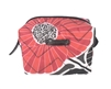Vera Bradley Perfectly Puffy Small Cosmetic Travel