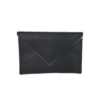 25def8f3bbcb Vera Bradley Faux Leather Micro Envelope Clutch ...