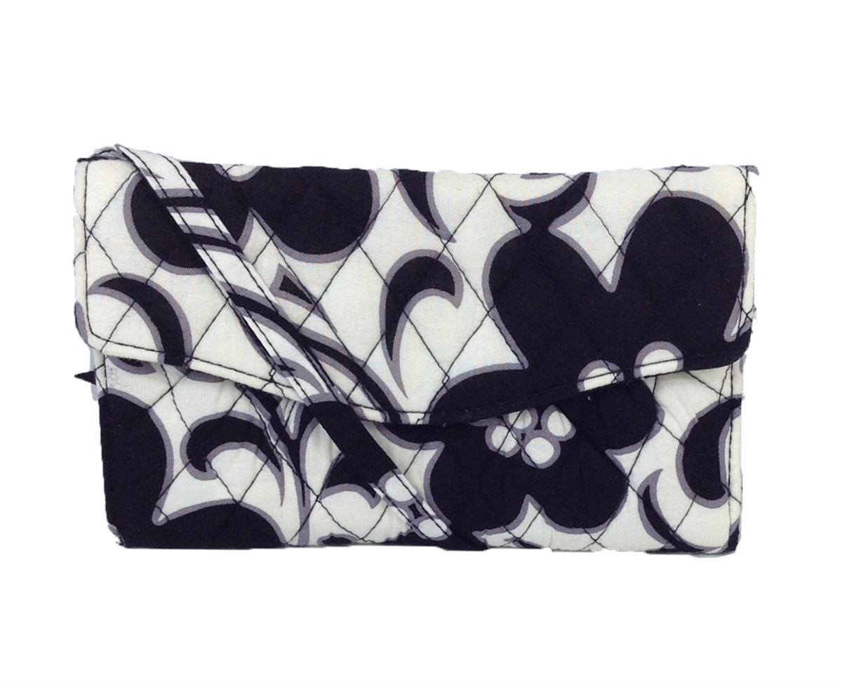 e8eff8732 Vera Bradley Strap Wallet Crossbody Bag, Night & Day