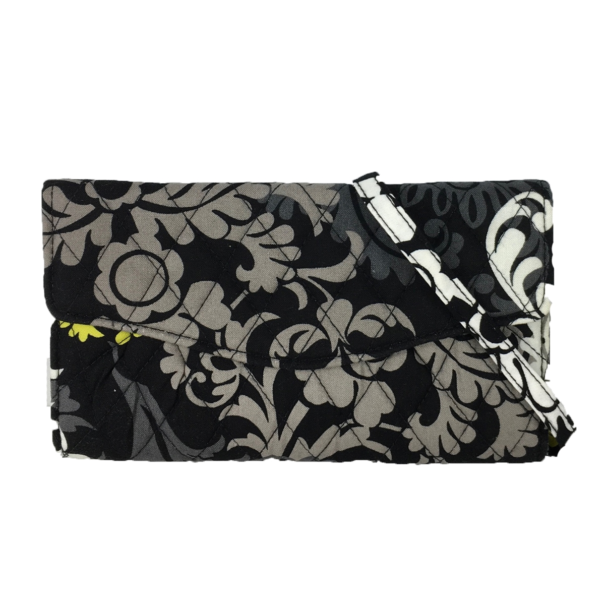54574197b Vera Bradley Strap Wallet Crossbody Bag, Baroque