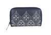 Vera Bradley Laser-Cut Accordion Wallet