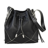 Botkier x Coco Rocha Leather London Bucket Bag
