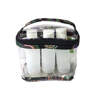 Vera Bradley Lighten Up 3-1-1 Travel Cosmetic Case