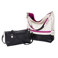 Sydney Love Bright Reversible Hobo & Crossbody