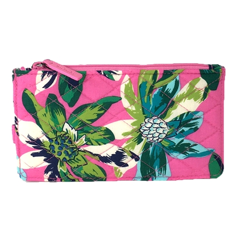 Vera Bradley Ultimate Card Case Slim Wallet
