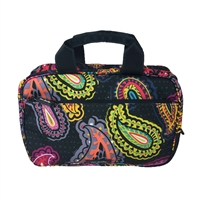 Vera Bradley Lighten Up Travel Organizer Cosmetic Case