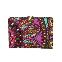 Vera Bradley Signature Travel Passport Wallet