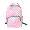 Mary Square Polka Dot Basic Backpack