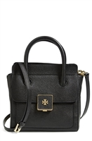 Tory Burch Small Clara Leather Tote