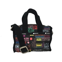 LeSportsac Essential Mini Weekender Crossbody Bag,