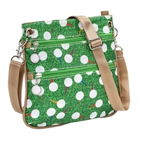 Sydney Love Sport Teed Off Crossbody Bag