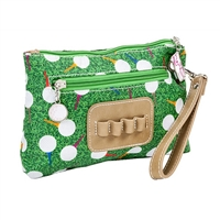 Sydney Love Sport Cosmetic Case w Golf Tee Holder