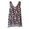 Vera Bradley Pajama Lounge Tank Top Cut Vines