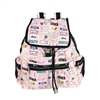 LeSportsac Essential 3 Zip Backpack