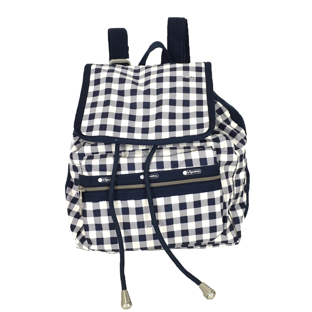 f5c09f2de LeSportsac Essential Mini Voyager Backpack, Gingham Classic Navy