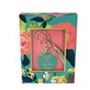 Beautiful Girl Inspirational Key Chain Bag Charm