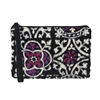 Vera Bradley Escapade Wristlet Scroll Medallion