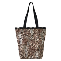 LeSportsac Daily Tall Tote Ombre Cheetah