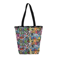 LeSportsac Daily Tall Tote Limited Edition NYC