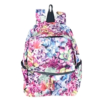 LeSportsac Floral Print Noho Backpack Desert Bloom