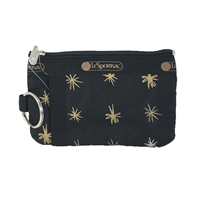 LeSportsac Zip ID Card Case Starlet