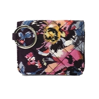 Vera Bradley Iconic Campus Double ID Card Case