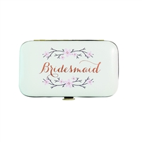 Bridesmaid Cherry Blossom Manicure Kit Travel Set